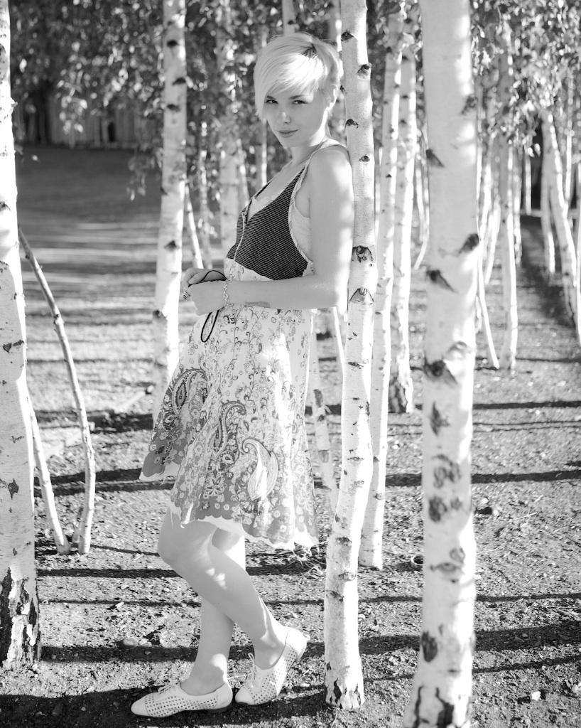 Portrait photography London Egle Bakaite Model